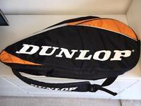 Dunlop tennis racket sports holder