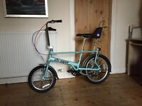 Limited edition 2016 Raleigh Chopper mint green sold out everywhere bike bicycle