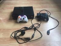 Xbox One Console inc. Controller, Also For Sale - Scuf Controller