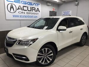 2015 Acura MDX NAVI | BOUGHT+SERVICEDHERE | ONLY54000KMS | TINT+