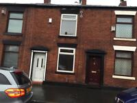 2 bed house, close to all amenities, schools,Ashton city centre, IKEA,M60, supermark, DSS Considered