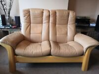 Ekornes Stressless 2 Seater Recliner Sofa