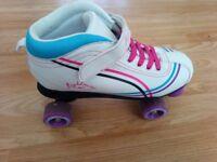 Lightening adult roller skates size 7