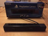 PS4 Camera.VGC Boxed-Only used a couple of times.Great Xmas Gift
