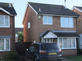 3 Bed detached house in Crewe Nr Leighton Hospital .
