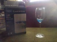 Denby Cook and Dine Wine Glasses