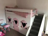 Princess Bed £150 collection Stevenage