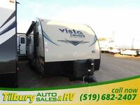 2015 Gulf Stream Vista Cruiser 23RSS Travel Trailer  1 Slideout