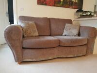 DFS 3 Seater Double Sofabed