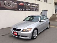 2007 BMW 3 Series 328i LEATH ROOF *CERTIFIED*