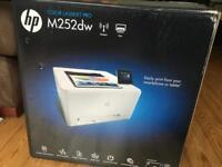 HP colour laser jet pro M252dw Printer