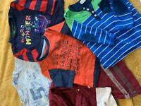 6-9 month boys bundle of clothes
