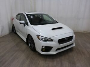 2017 Subaru WRX Sport-tech Leather Bluetooth Navigation