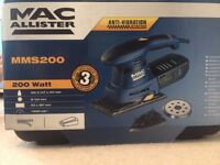 SANDER MMS200 McAllister 200W, only used once