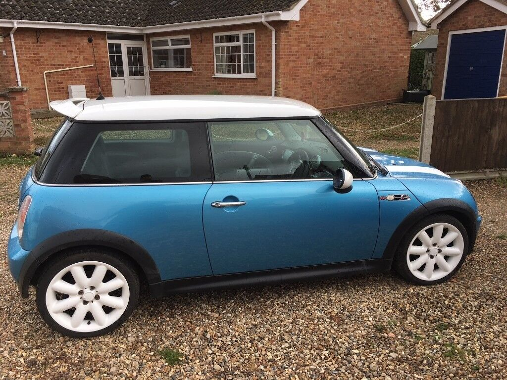 2003 mini cooper s mot july 2018 mileage 149 631 in norwich norfolk gumtree. Black Bedroom Furniture Sets. Home Design Ideas
