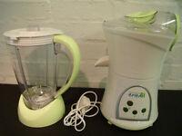 Rosemary Conley's EnerGi Juicer + Blender