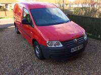 VW Caddy C20 Maxi 1.9tdi