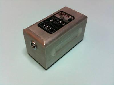 Phoenix Shear Wave Ultrasonic Transducer Lsw60 2mhz New