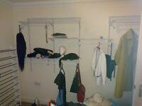 £ 95 Adjustable 4 Shelf Closet Organiser Kit
