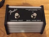 Fender pedal