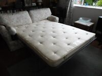 M&S Sofa bef, small double