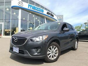 2015 Mazda CX-5 GS FWD at