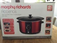 6.5L Morphy Richards Slow Cooker