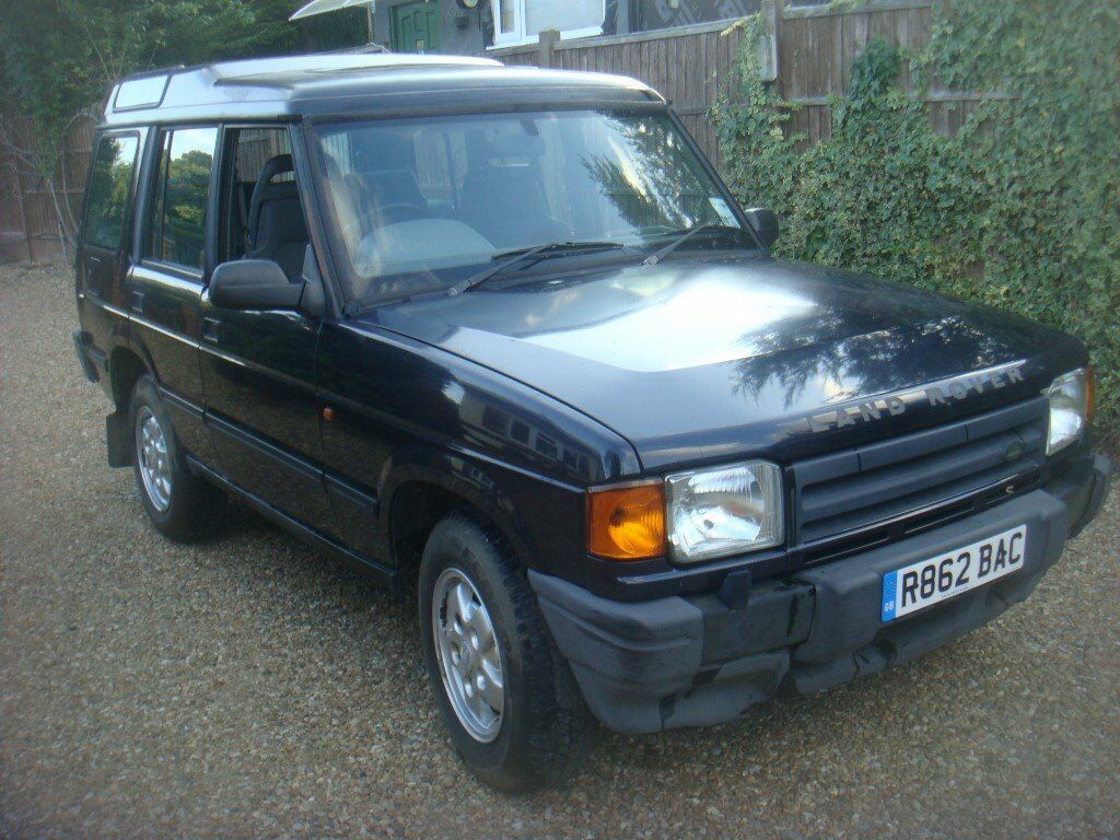 land rover discovery 300 tdi auto 2 5 diesel 1997 r reg in milford surrey gumtree. Black Bedroom Furniture Sets. Home Design Ideas