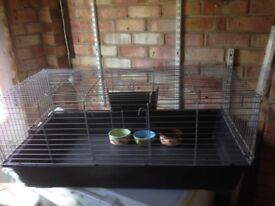 Indoor Guineapig Cage