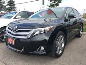 2013 Toyota Venza AWD V6 XLE Touring Navi Pano Roof