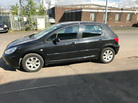Peugeout 307 S Auto 2004 1.6. Mileage: 82,000 miles. MOT until May 2018. Petrol