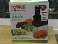 Tower Electric Spiralizer