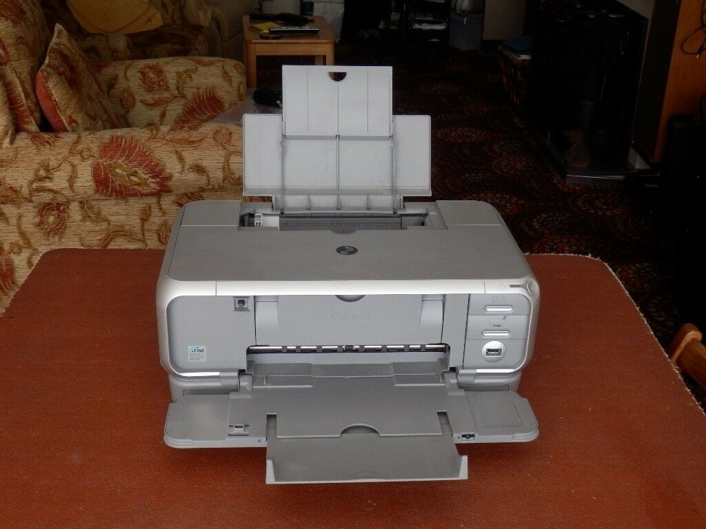 Canon Pixma ip3000 Printer and Canon CanoScan Lide 110