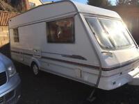 Swift 4 berth caravan excellent condition