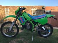 Kdx125 enduro Greenlander 125cc with v5 kdx