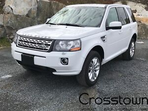 2014 Land Rover LR2 AWD/TURBO/HEATED LEATHER SEATS/BLUETOOTH