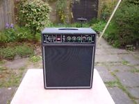 Amplifier with Tremelo