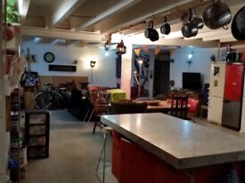 3 Month Sublet in Seven Sisters Warehouse