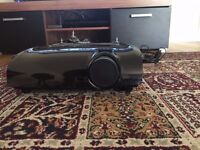 Optoma HD300X full HD 3D Projector and mount