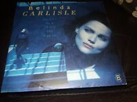 "Belinda Carlisle 7"" records"