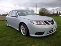 2008 SAAB 93 1.9 TID VECTOR SPORT..MOTED TO MAY 2018..POSSIBLE PART EXCHANGE..CREDIT CARD ACCEPTED