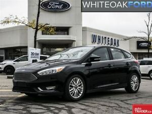 2016 Ford Focus Titanium,1.9 %-72MOS EXT WARR LOADED