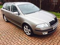 LONG MOT+ AUTOMATIC+F/S/H/ OCTAVIA 2.0 TDI PD ELEGANCE DSG ESTATE+