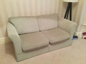 M & S sofa bed.
