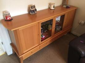 Solid IKEA Cabinet