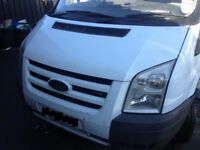 FORD TRANSIT MWB SEMI HI-TOP BREAKING MK7 ALL PARTS CALL....