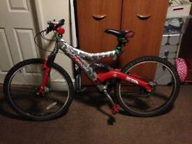 Barracuda Drop Zone Mountain Bike