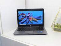 HP EliteBook 2.6GHz i7 processor, 8GB RAM, 480GB SSD, Win10