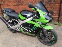 Kawasaki ZX9R E1 23k Custom Moto GP Paint work................... 1750....................