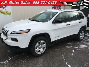 2014 Jeep Cherokee Sport, Automatic, Heated Seats, 4* 4